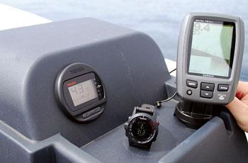Navigacija na zapešću - fenix 2