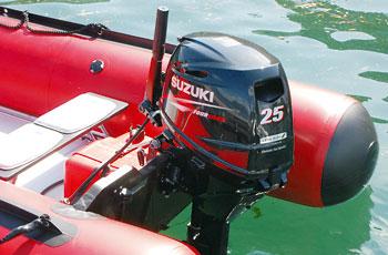 Suzuki DF25A/30A Lean Burn